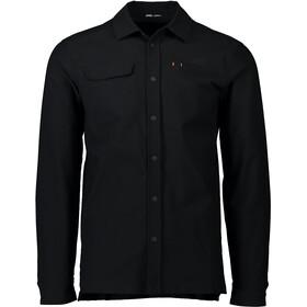 POC Rouse Maglietta a maniche lunghe, nero